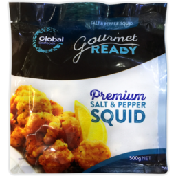 Photo of Global Seafoods Premium Salt & Pepper Squid 500g