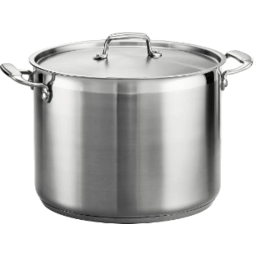 Photo of Tramontina Stainless Steel Stock Pot 16qt