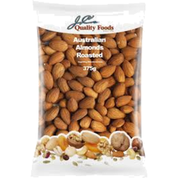 Photo of J.C.'S Almonds Roasted 375g