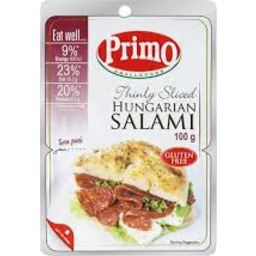 Photo of Primo Salami Mild Hungarian Thin Slice 80gm