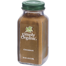 Photo of Simply Organic Cinnamon