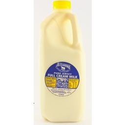 Photo of Jersey Milk 2l