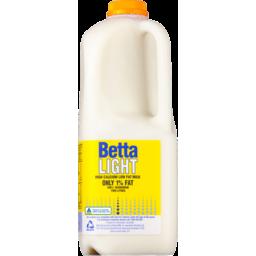 Photo of Betta Milk Light 2 Litre