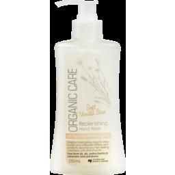 Photo of Organic Care Replenishing Handwash With Organic Shea Butter & Safflower 250ml