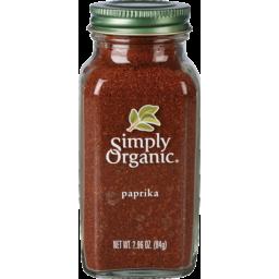 Photo of Simply Organic Paprika