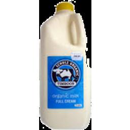 Photo of Schulz Organics Milk Full Cream 2lt