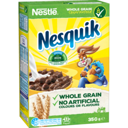 Photo of Nestle Nesquik Cereal 350g