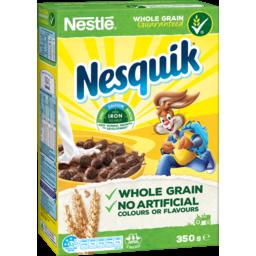 Photo of Nestle Nesquik Cereal 350g