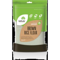 Photo of Lotus Flour - Rice (Brown)