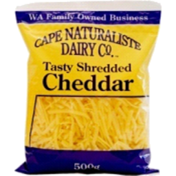 Photo of Cape Naturaliste Cheese Cheddar Tasty Shredded (500g)