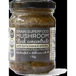 Photo of Broth Sisters Mushroom Stock Paste 170g