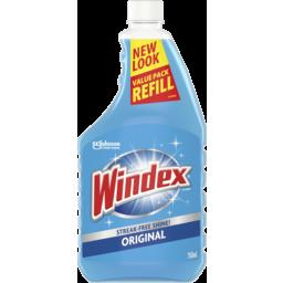 Photo of Windex Glass 750ml Refill