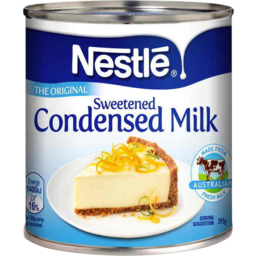 Photo of Nestle Condensed Milk Sweetened 395gm