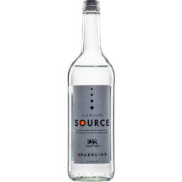 Photo of Llanllyr Source Sparkling Water 750ml
