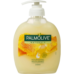 Photo of Palmolive Naturals Liquid Hand Wash Replenishing Milk & Honey 250ml