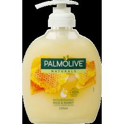 Photo of Palmolive Naturals Nourishing Milk & Honey Liquid Hand Wash 250ml 250ml