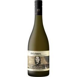 Photo of 19 Crimes Hard Chardonnay 750ml
