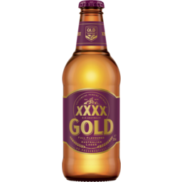 Photo of XXXX Gold 375ml Bottle