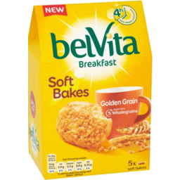 Photo of Belvita Soft Bakes Golden Grain 200gm