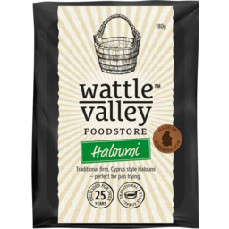 Photo of W/Valley Haloumi Chs 180g