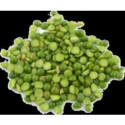 Photo of Split Peas - Green