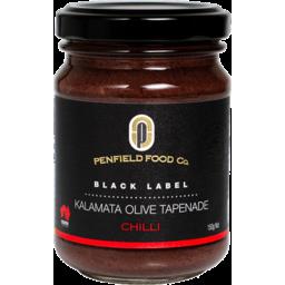 Photo of Tapenade Kalamata Olive Chilli 150g
