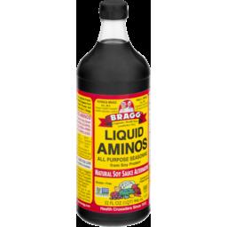 Photo of Bragg Liquid Aminos All Purpose Seasoning