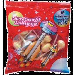 Photo of Sweetworld Lollipops 125g