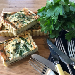 Photo of Arc Cafe' Tart - Spinach Ricotta