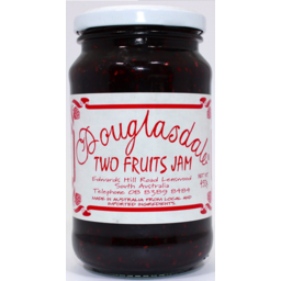 Photo of Two Fruits Jam 450g
