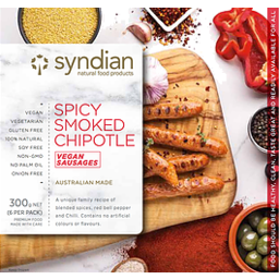 Photo of Syndian Spicy Smoked Chipotle Sausages