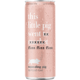 Photo of Squealing Pig Spritz Rose Can