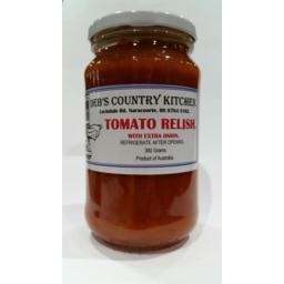 Photo of A Bit On the Side Relish Bush Tomato & Onion (250g)