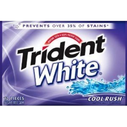 Photo of Trident White Cool Rush