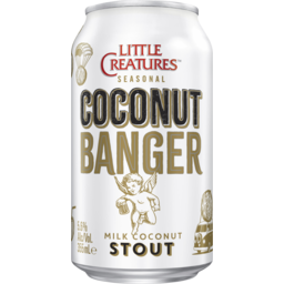 Photo of Little Creatures Coconut Banger Stout Can
