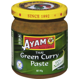 Photo of Ayam Paste Thai Green Curry 195gm