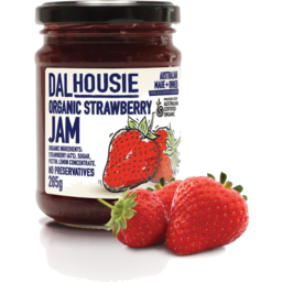 Photo of Dalhousie  Jam - Strawberry