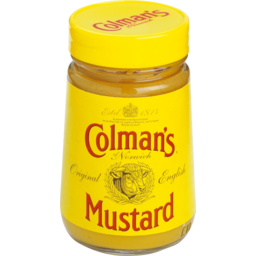 Photo of Colmans Original Mustard 100g