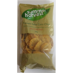 Photo of Summer Harvest Corn Chips Salsa 200g