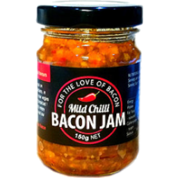 Photo of Bacon Jam Mild Chilli 150gm