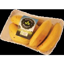 Photo of Natures Bounty Organic Bananas 1kg