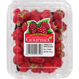 Photo of Raspberry  Punnet 125g
