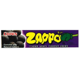 Photo of Zappo Sour Grape26g