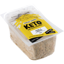 Photo of Keto Low-Carb Goodness Bread Hemp & Linseed 490g