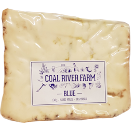 Photo of Coal River Farm Blue Vein Cheese 130g
