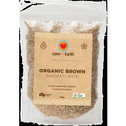 Photo of Love My Earth Rice - Basmati (Brown)