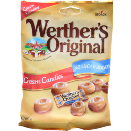 Photo of Werthers Original Cream Candies Sugar Free 60g