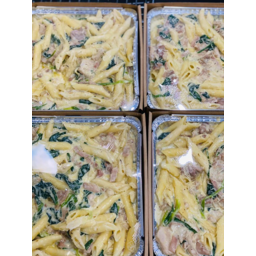 Photo of Chicken & bacon penne