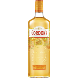Photo of Gordon's Mediterranean Orange Gin 37.5% Abv 700ml Bottle