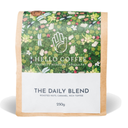Photo of Hello Coffe The Daily Blend Beans 250 Gm